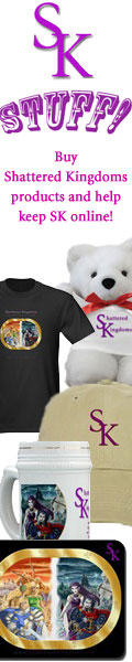 SK Stuff - enjoy Shattered Kingdoms merchandise!